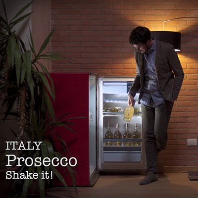 Il Prosecco E' SHAKE IT!