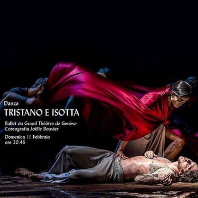 Tristano e Isotta -Salue pour moi le monde