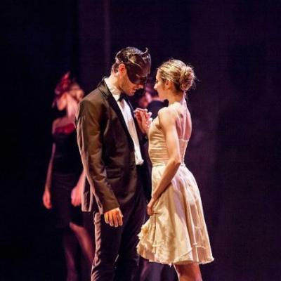Giulietta e Romeo, compagnia del Balletto di Roma