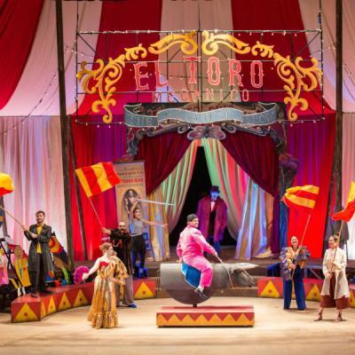 Opera domani: Carmen, la stella del circo di Siviglia