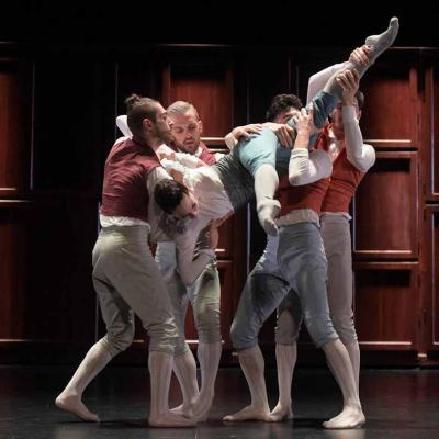 Rossini Ouvertures - Spellbound Contemporary Ballet