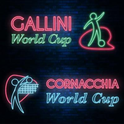 Gallini World Cup e Cornacchia World Cup