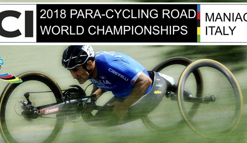 Presentazione UCI Paracycling Road World Championships 2018