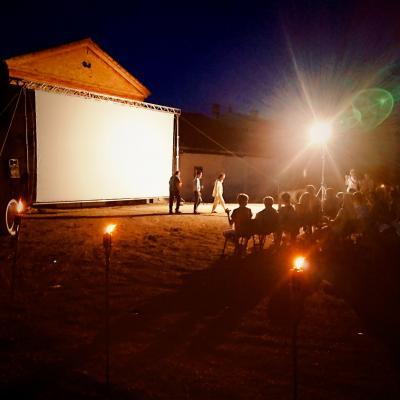 Cinema all'aperto - selezione di film su territorio, tradizioni, ambiente e storia - Ca' Corniani