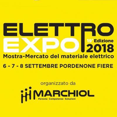 Elettro Expo 2018 - Fiera Pordenone