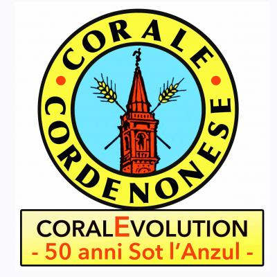 CoralEvolution 50 Anni Sot l'Anzul - Centro Culturale Aldo Moro - Cordenons