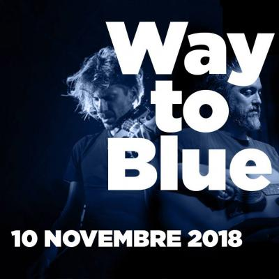 Way To Blue - Ex Convento San Francesco - Pordenone