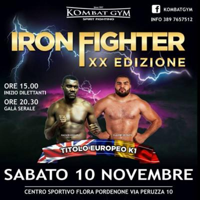 Iron Fighter - Pordenone