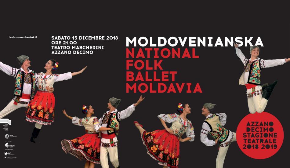 MOLDOVENIANSKA - Teatro Mascherini - Azzano X