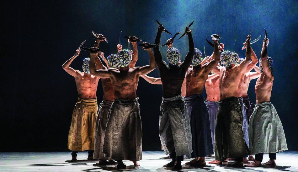 Les nuits barbares hervé koubi - Teatro Comunale Giuseppe Verdi - Pordenone
