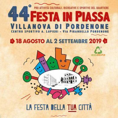 Festa in Piassa - Villanova di Pordenone