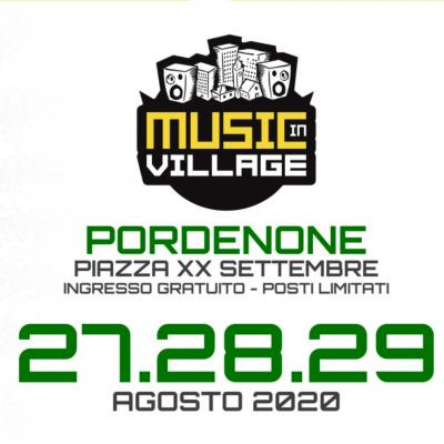 MUSIC IN VILLAGE 2020